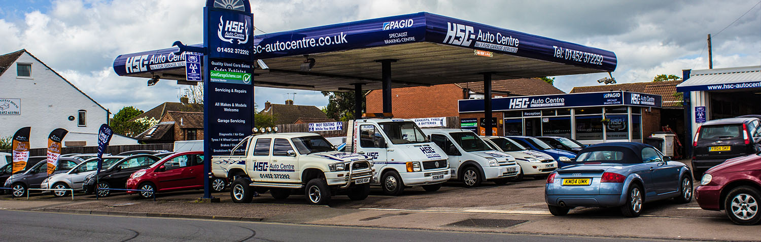 HSC Autocentre outside